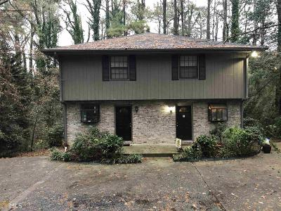 Brookhaven Single Family Home For Sale: 2515 Skyland