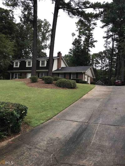 Lilburn Single Family Home For Sale: 456 Bruce Way