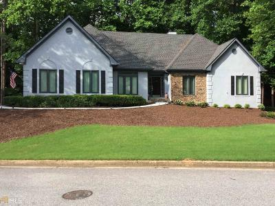 Suwanee, Duluth, Johns Creek Single Family Home For Sale: 105 Timbertown