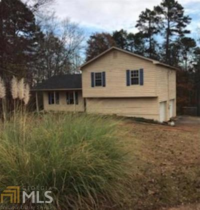 Dahlonega GA Single Family Home Under Contract: $144,000