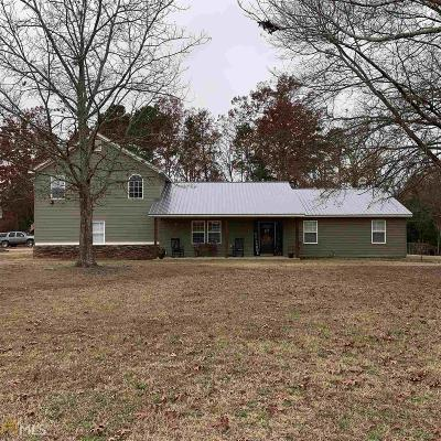 Hart County Single Family Home For Sale: 447 Red Leaf