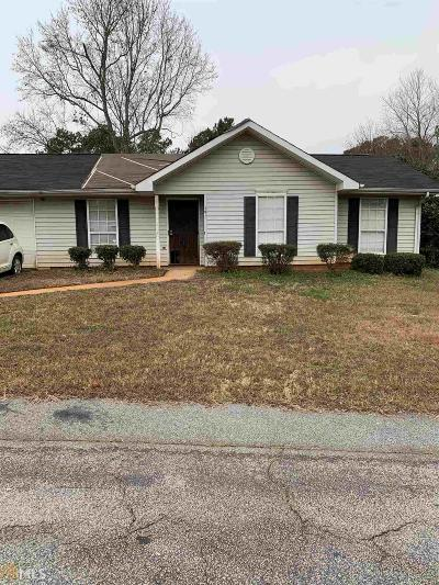 Henry County Single Family Home Under Contract: 101 Fir Dr