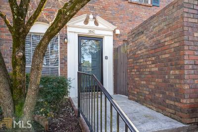 Doraville Condo/Townhouse Under Contract: 3547 Old Chamblee Tucker Rd #J