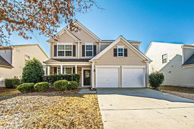 Suwanee Single Family Home Under Contract: 9090 Friarbridge Dr