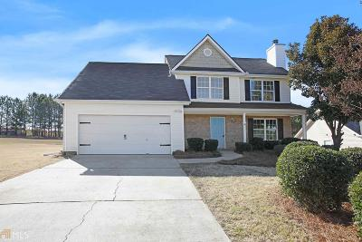 Winder Single Family Home For Sale: 1603 Trey Ln
