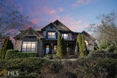 Cartersville Single Family Home Under Contract: 40 Galway Dr