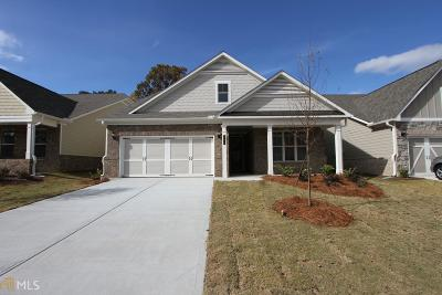 Dacula Single Family Home For Sale: 3010 SE Appling Hills Dr #33A