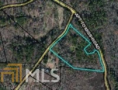 Residential Lots & Land For Sale: 2250 Sprayberry Rd