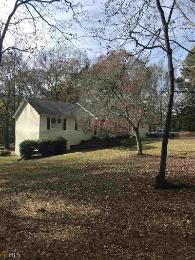 Monroe, Social Circle, Loganville Single Family Home For Sale: 2640 Bold Springs Rd