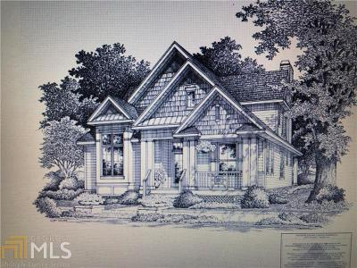 Flowery Branch Single Family Home Under Contract: 6109 Gainesville St