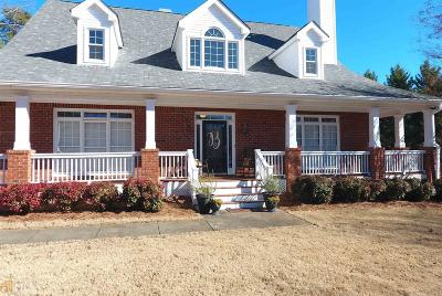 Dawsonville Single Family Home Under Contract: 6015 Summer Cir