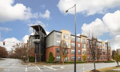Art Foundry, Art Foundry At Atlantic Station, Art Foundry Atlantic Commons Condo/Townhouse For Sale: 400 NE 17th St #2218