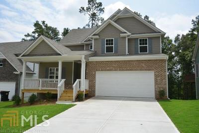 Hoschton Single Family Home For Sale: 1232 Betsy Ross Ln #B4