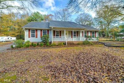 Winder Single Family Home For Sale: 225 Ryan Rd