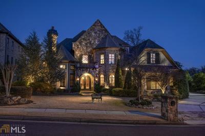 Marietta Single Family Home For Sale: 2170 Heathermoor Hill Dr