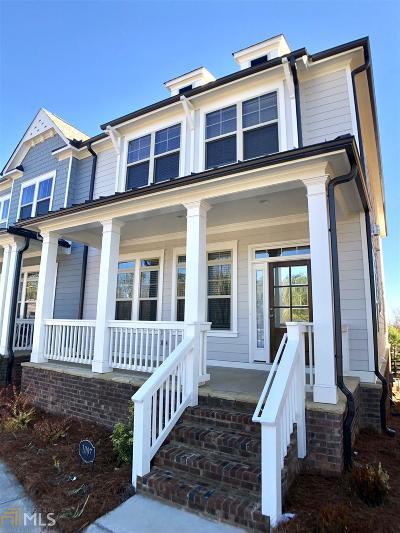 Milton Condo/Townhouse Under Contract: 1007 Edgemont Dr