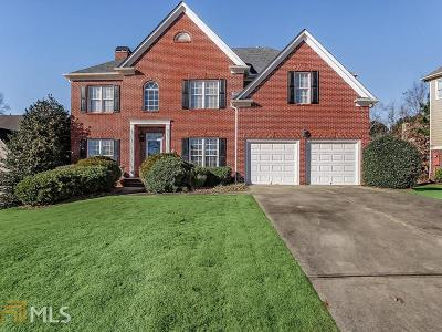 Dacula Single Family Home For Sale: 3064 Mill Grove Ter