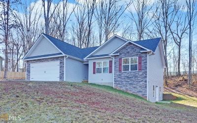 Demorest Single Family Home Under Contract: 171 Wild Flower Trl