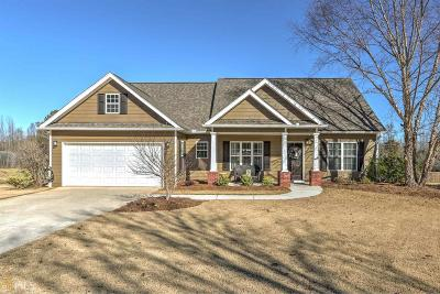 Jefferson Single Family Home Under Contract: 81 Thrasher Ln
