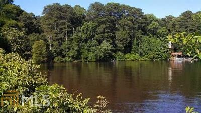 Snellville Residential Lots & Land For Sale: 8800 Lake Dr