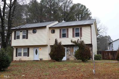 Powder Springs Condo/Townhouse For Sale: 3503 Hopkins Ct