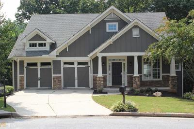 Kennesaw Single Family Home Under Contract: 110 Peregrine Way