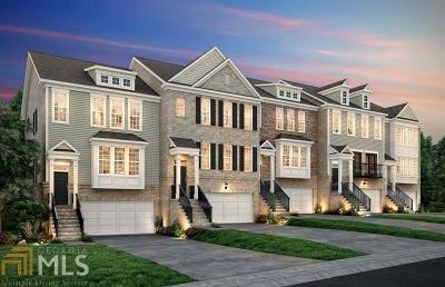 Decatur Condo/Townhouse For Sale: 1014 Grant Park Rd