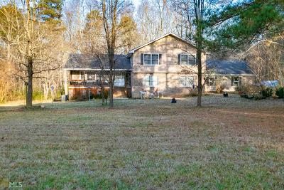 Dacula Single Family Home For Sale: 2937 Hog Mountain Rd