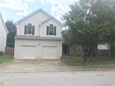 Ellenwood Single Family Home Under Contract: 4044 Ward Lake Trl