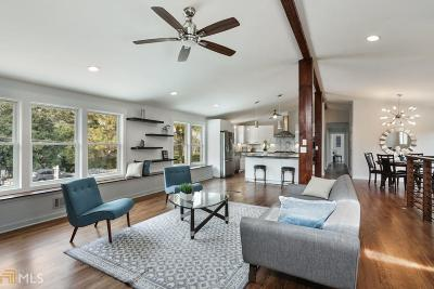 Atlanta Single Family Home For Sale: 1463 Sagamore Dr