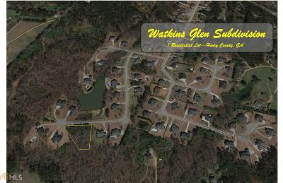 McDonough Residential Lots & Land For Sale: 429 Oxmoor Lake Dr #9