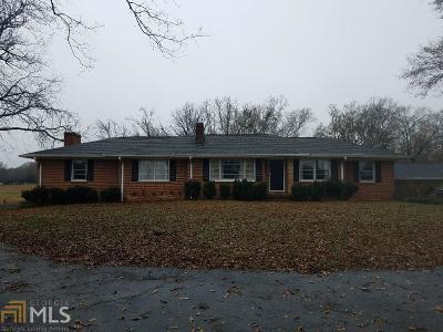 Rutledge Single Family Home Under Contract: 246 Atlanta Hwy