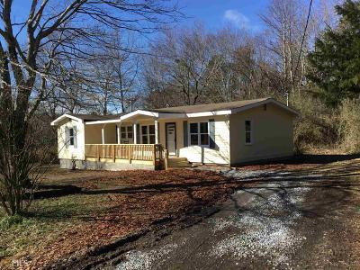 Habersham County Single Family Home Under Contract: 425 Joe Smith Rd