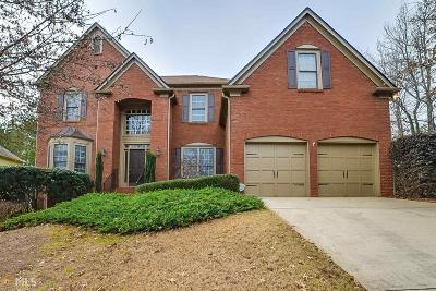 Cumming Single Family Home For Sale: 8820 Appling Ridge