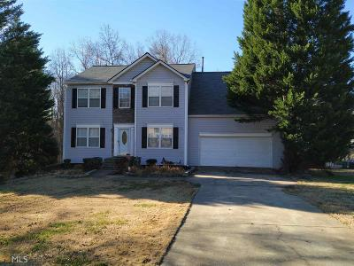 Powder Springs Single Family Home For Sale: 910 Crestworth Xing