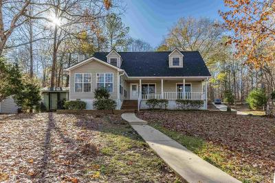 Putnam County Single Family Home For Sale: 375 Bluegill Rd