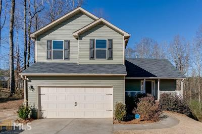 Winder Single Family Home For Sale: 246 Falling Leaf Ln