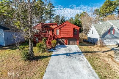 Lawrenceville Single Family Home Under Contract: 379 Arnold Rd #2