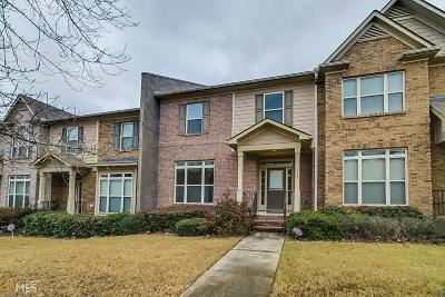 Tucker Condo/Townhouse Under Contract: 6157 Thorncrest Dr