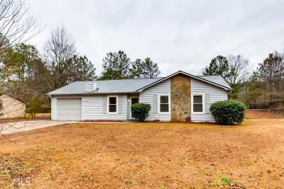 Powder Springs Single Family Home Under Contract: 4491 Fairfax
