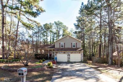 Buford Single Family Home Under Contract: 4096 Springlake Cir