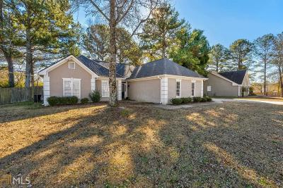 Loganville Single Family Home Under Contract: 1340 Burning Bush