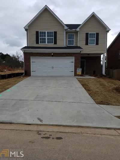 Stockbridge Single Family Home Under Contract: 269 Addy Ln #41