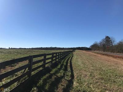 Hall County Farm For Sale: 6174 Clermont Hwy