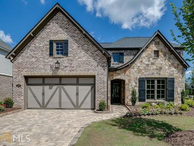Cumming Single Family Home For Sale: 2180 Creekstone Point Dr