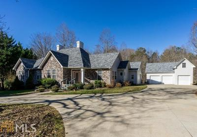 Ellijay Single Family Home Under Contract: 71 Blue Springs Rd