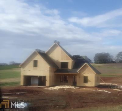 Elbert County, Franklin County, Hart County Single Family Home For Sale: 365 Middlefork Ln