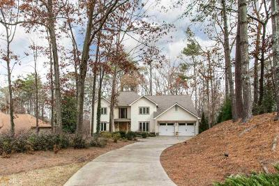 Roswell Single Family Home For Sale: 2270 Roxburgh Dr