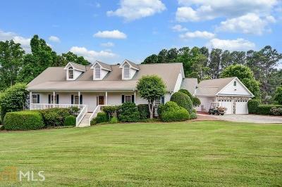 Cumming Single Family Home For Sale: 6390 Bennett Rd
