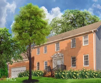 Snellville Single Family Home Under Contract: 3555 Sims